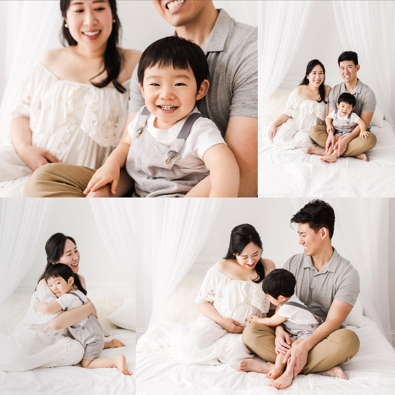 Plano maternity photos studio