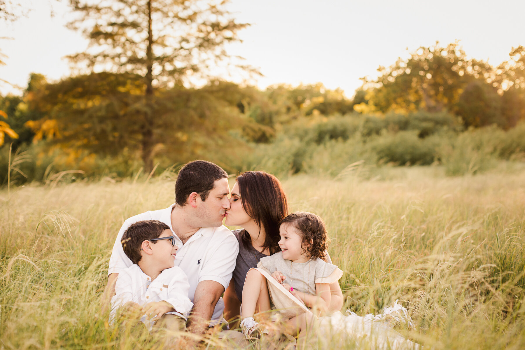 stress-free family photographer Dallas Plano