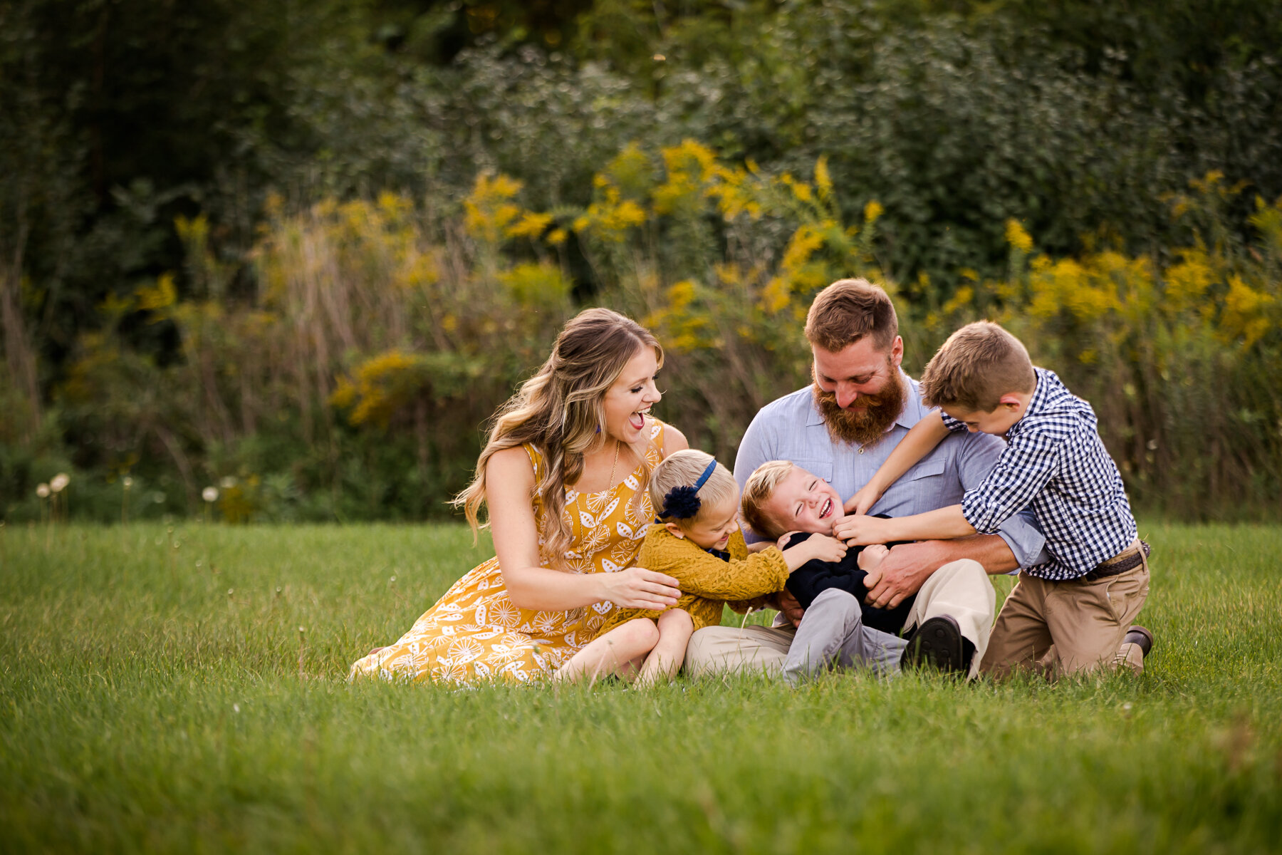 Allen Rowlett Frisco Family Photographers