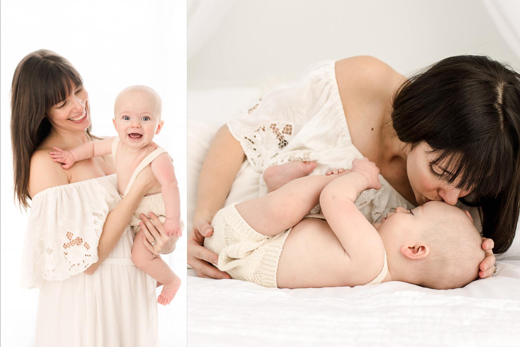 Addison Richardson Highland Park Texas baby photographer