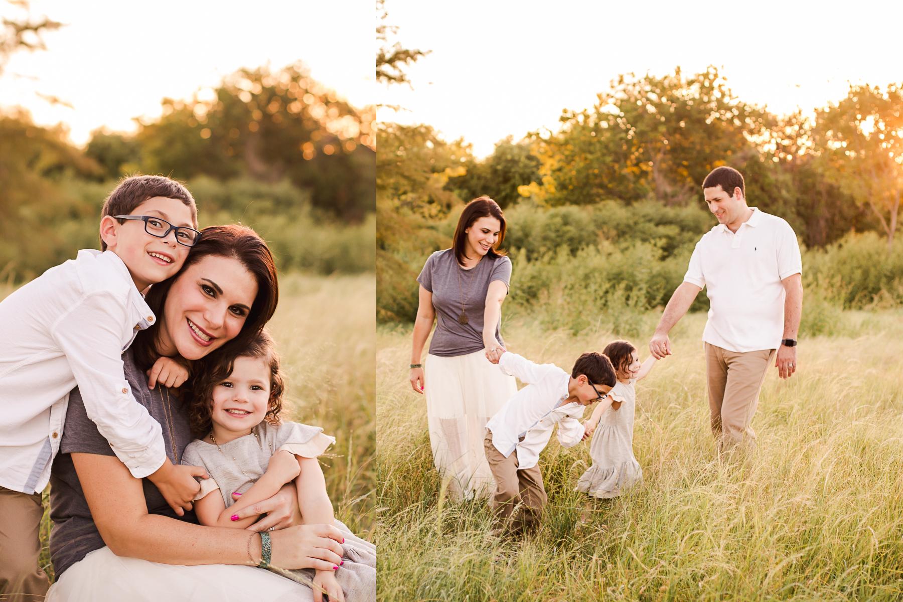 Oak Point Highland Village Texas Family Photographers