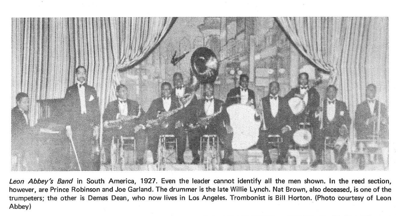 Willie Lynch 4  Leon Abbey's    Band.jpeg