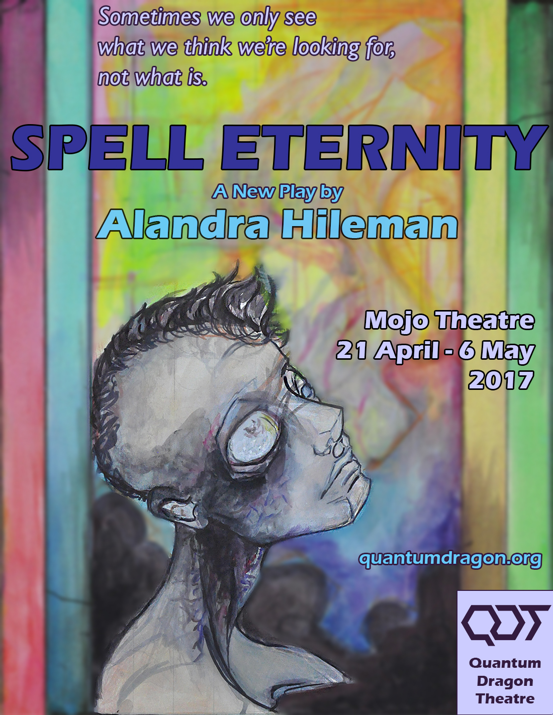 Spell Eternity by Alandra Hileman