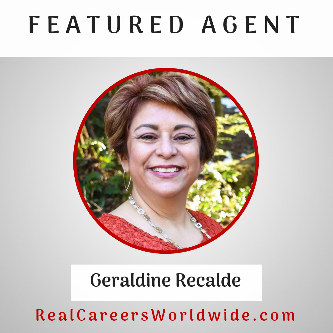- Fun FactsGeraldine Recalde has been licensed for two years. She chose Keller Williams for their values and beliefs. Geraldine starts her day off with three cups of coffee. She is a mom to two adults kids and one dog. If Geraldine could open a KW office anywhere in the world, she would open one in Spain.Milk Chocolate or Dark Chocolate?Dark ChocolateSnowman or Sand Castle?Sand Castle
