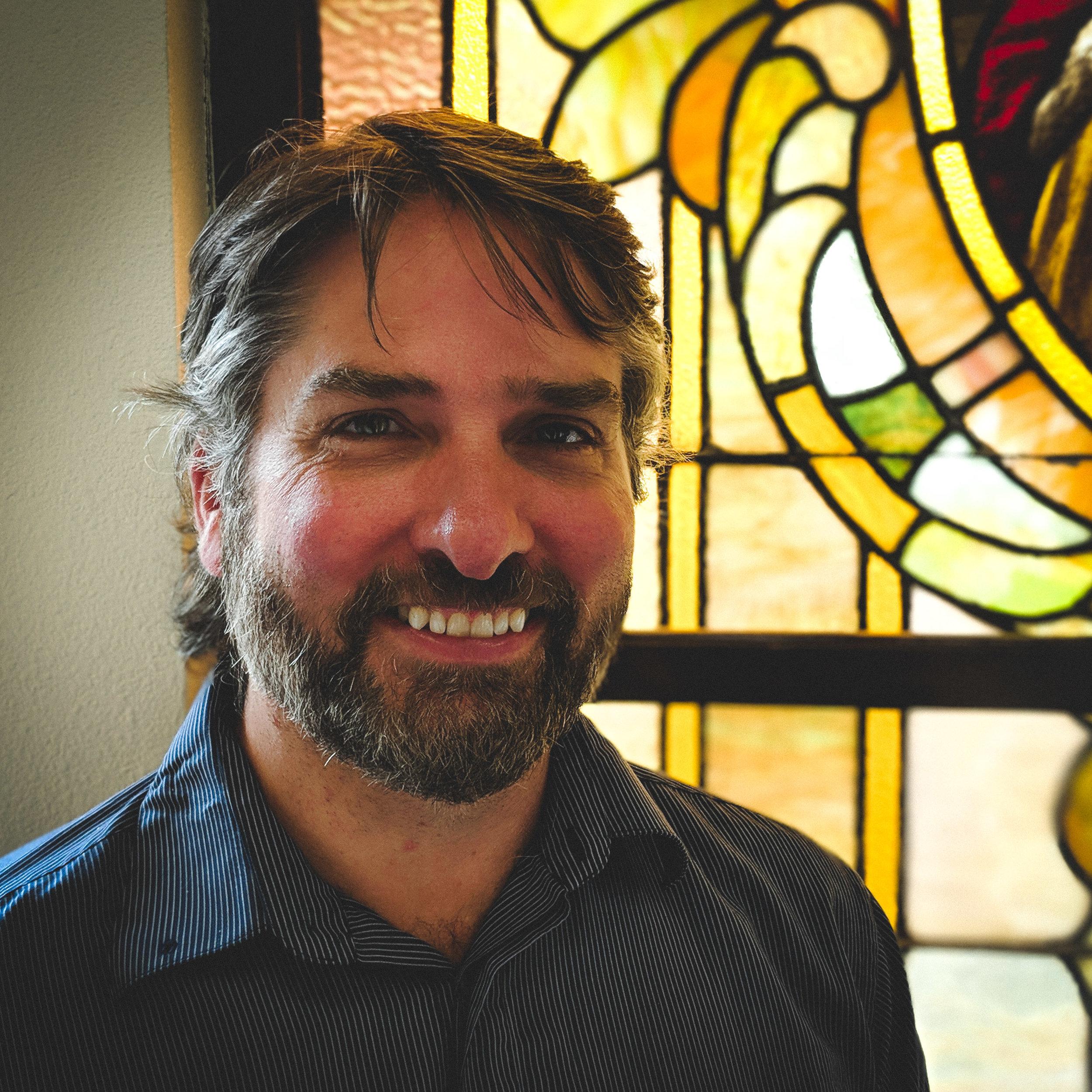 Pastor Greg Kaurin - Pastor