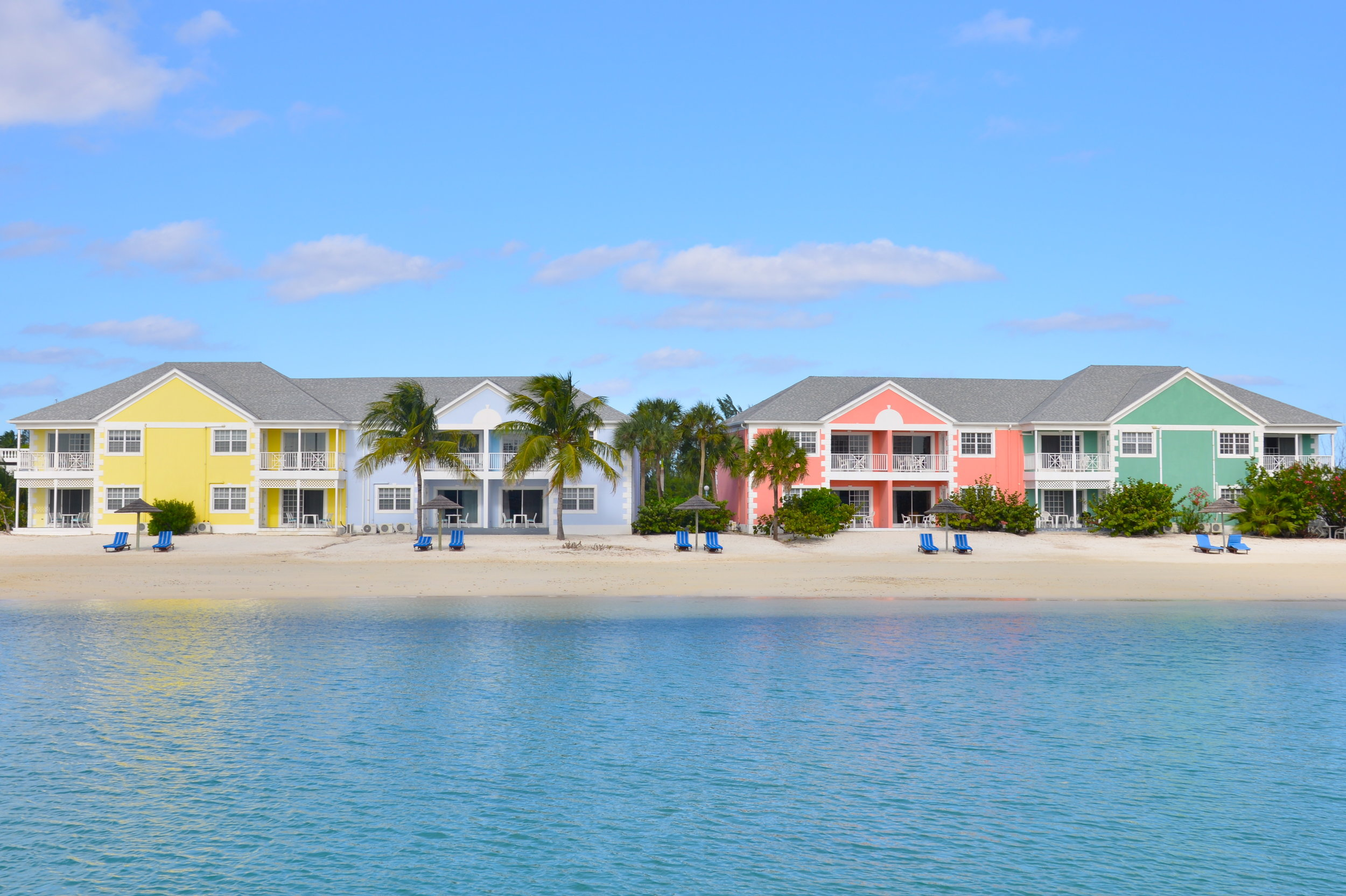 Sandyport Beach Resort Lagoon Beach.JPG