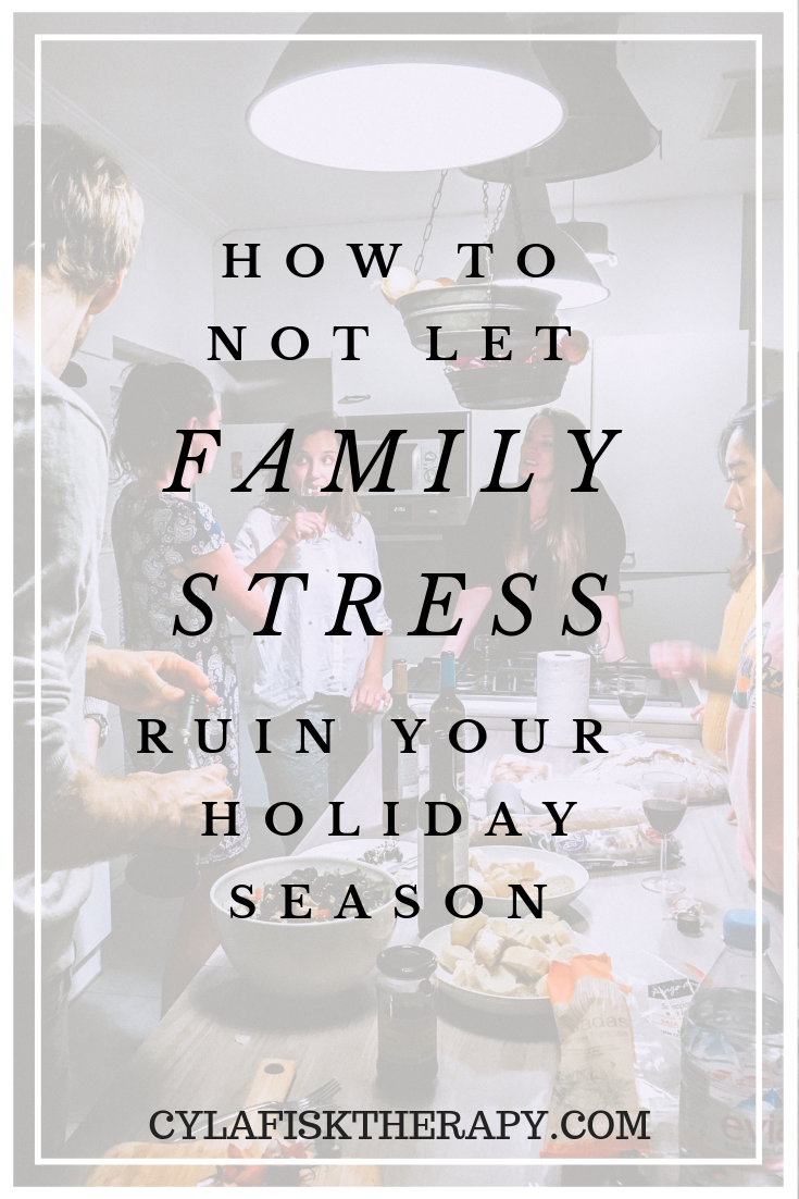 Family Stress Holidays