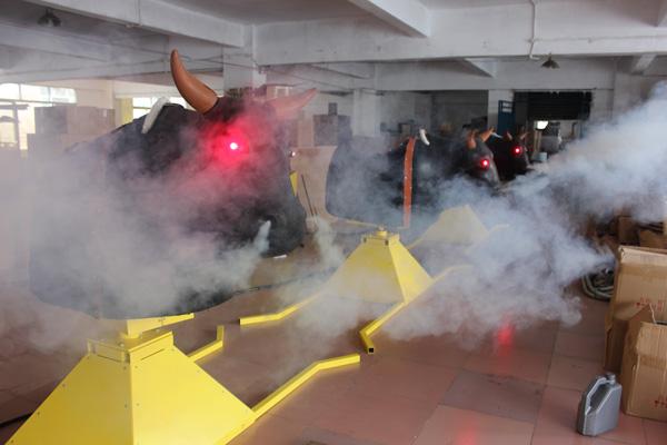 Some of our Mechanical Bull sneers smoke   Best Mechanical Bull Rental in Los Angeles.jpg