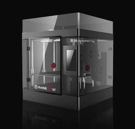 Raise3D N2 3D Printer with Dual Extruder - Maximum build volume: 305 x 305 x 305mmLayer resolution: 0.01mm ~ 0.25mmFilament type: PLA/PLA+/ABS/PC/PETG/R-flex/TPU/HIPS/Bronze-filled/Wood-filledSoftware: ideaMaker, Simplify3D