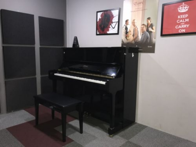 Steinway Piano Room