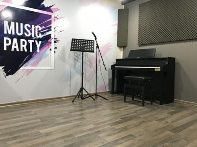 Casio Digital Piano & Vocal Room