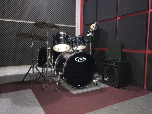 Acoustic Drum Room