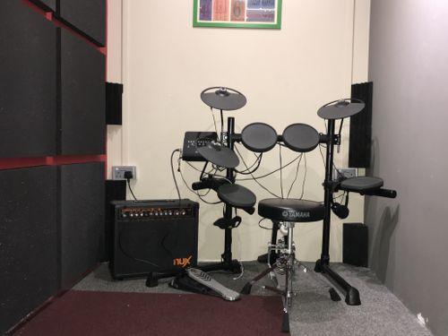 Electric Drum Room