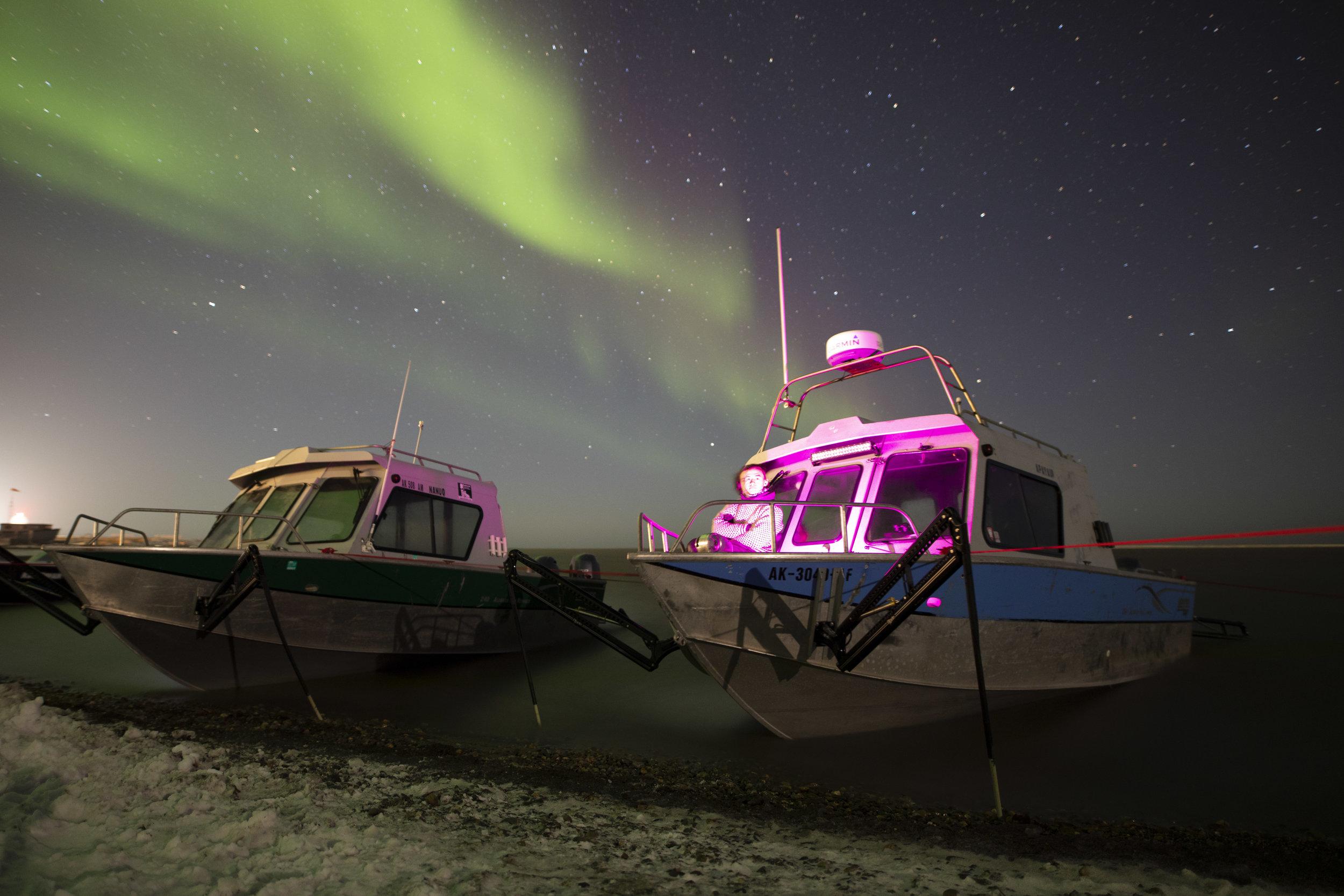 Apayauq Boat
