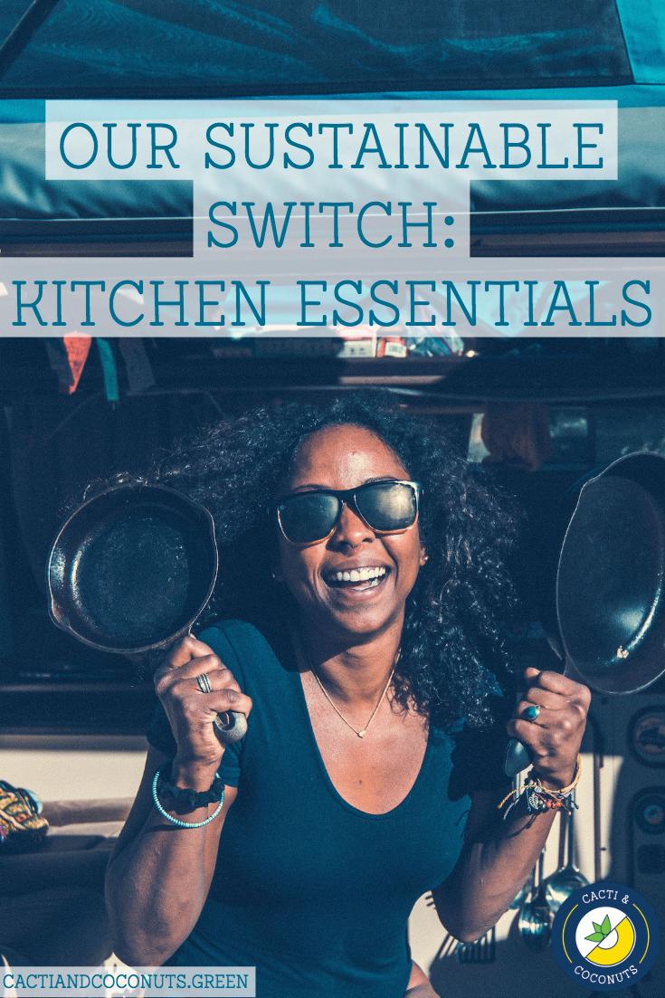 Sustainable Kitchen Essentials