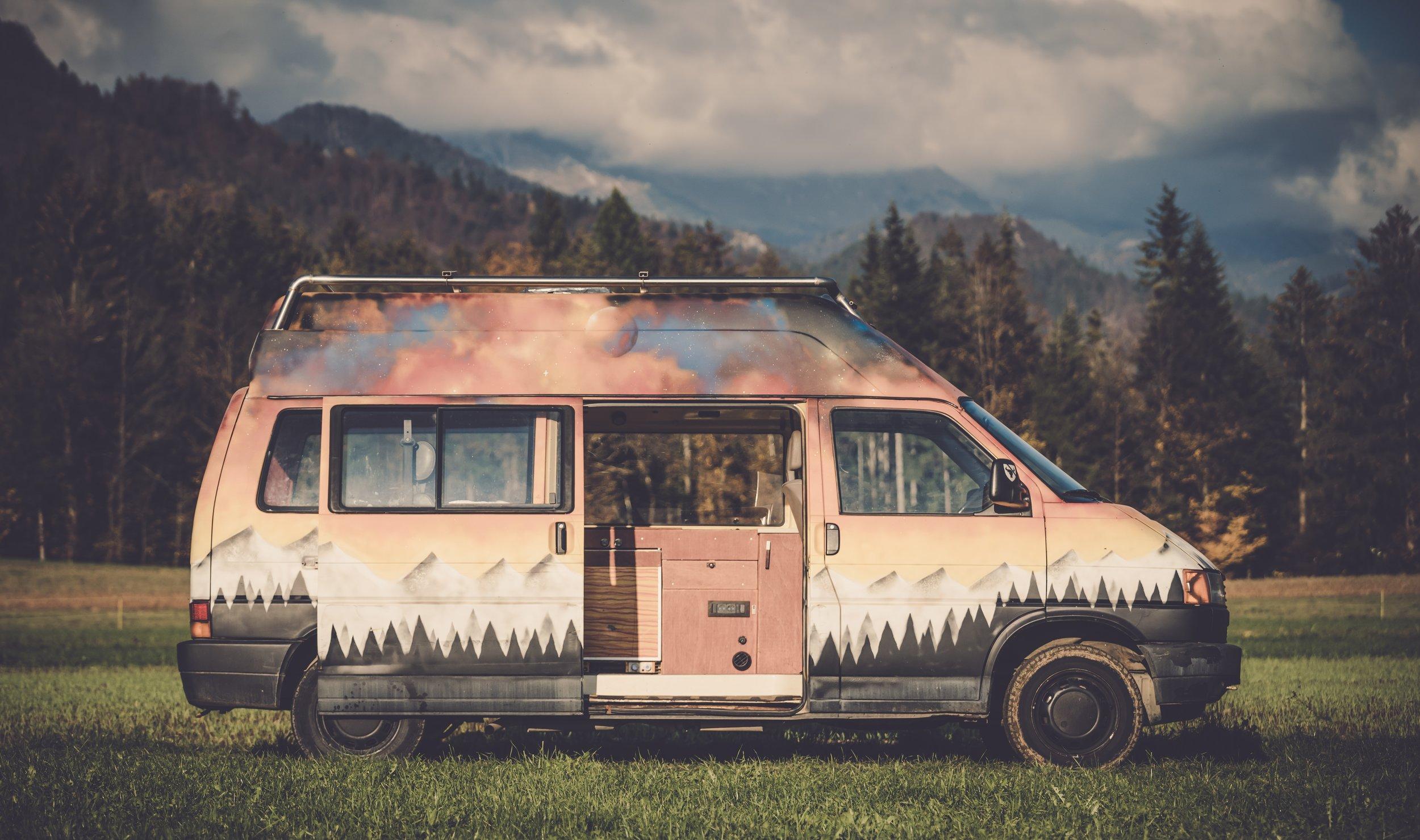 Van Life & Mobile Living - _