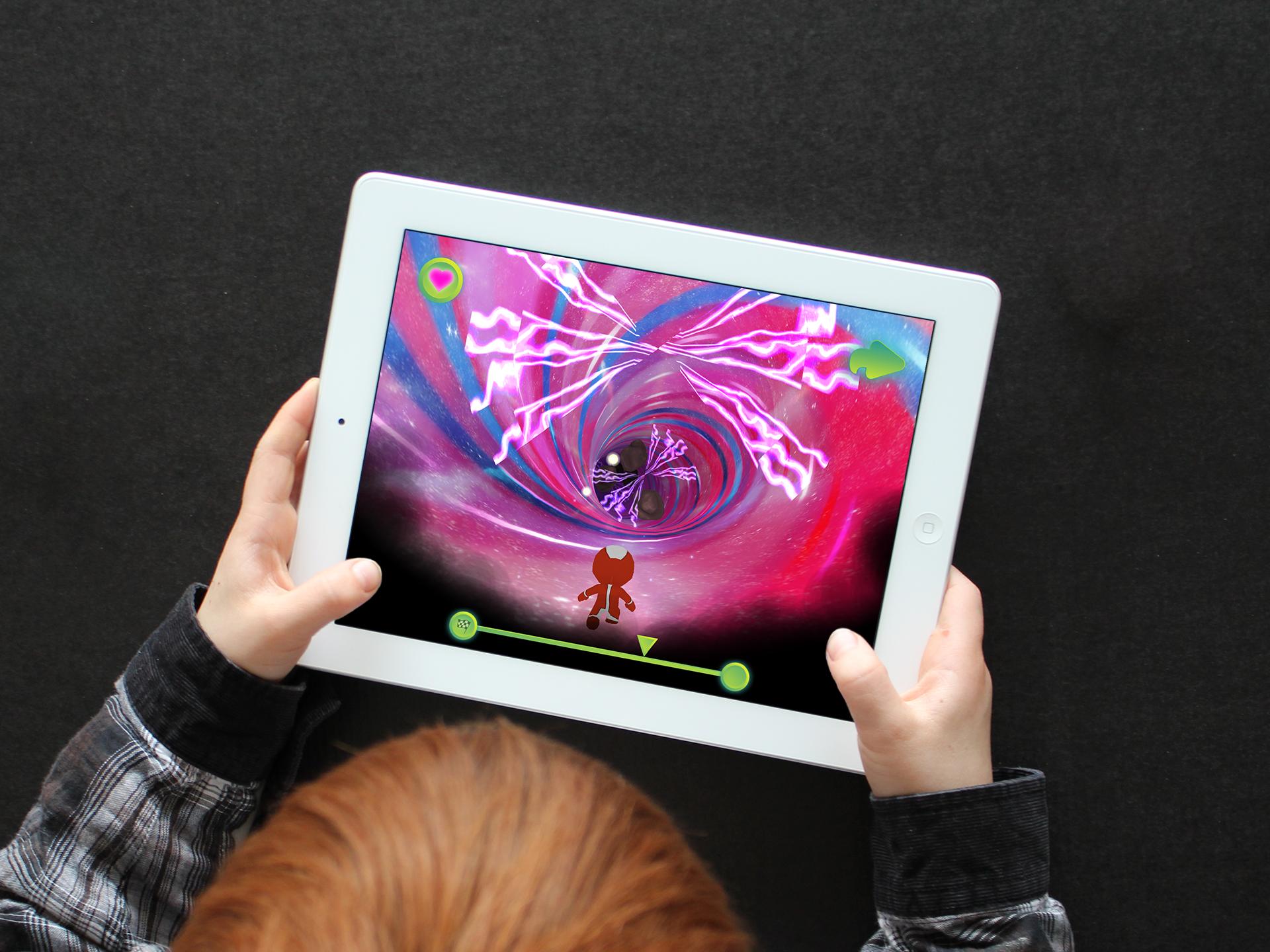Clarks Gloforms App mobile game