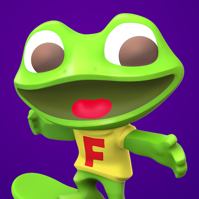 Freddo Frog Toy Freddo Treasures.jpg