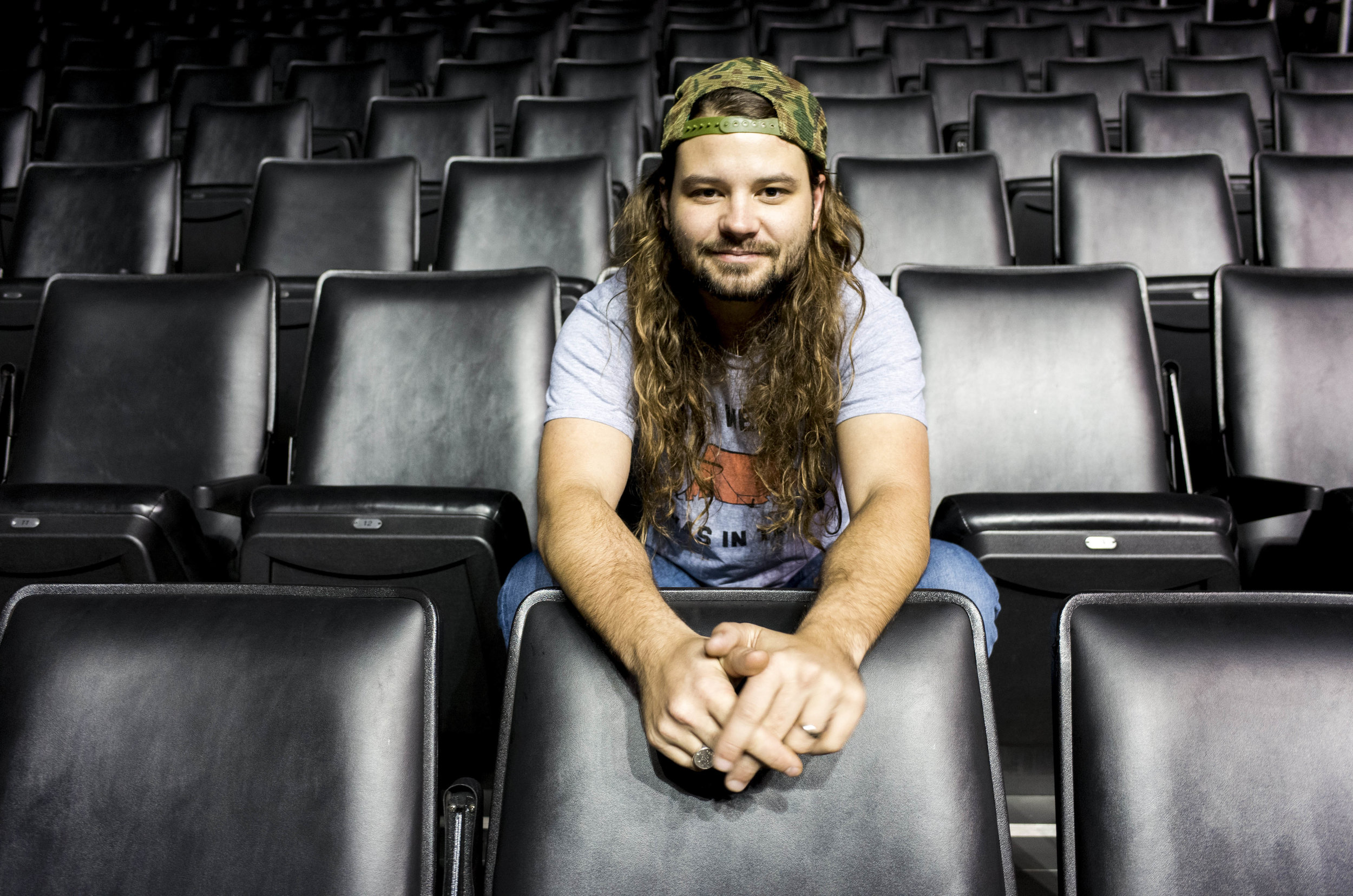 Brent Cobb photographed by Don Van Cleave