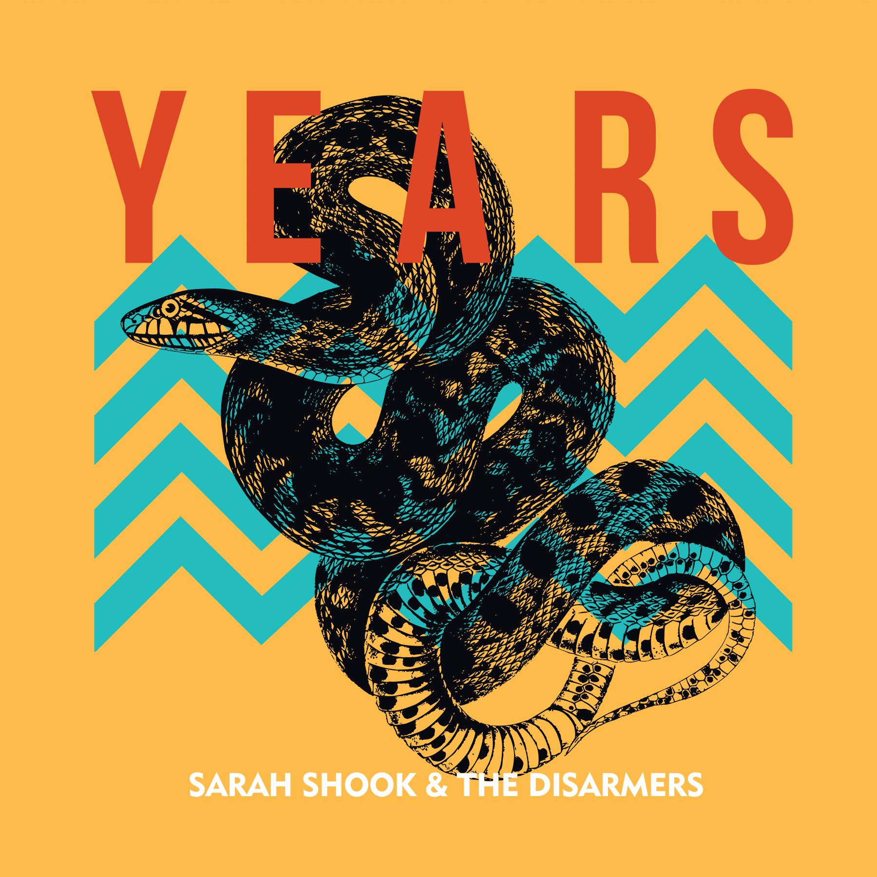 Sarah-Shook-Years-Album-Cover