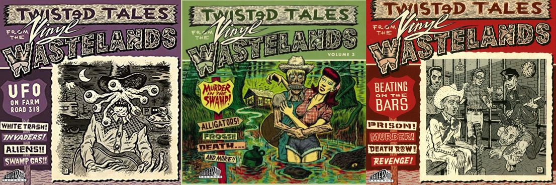 Whiskey Preachin — Twisted Tales from the Vinyl Wasteland Part 2