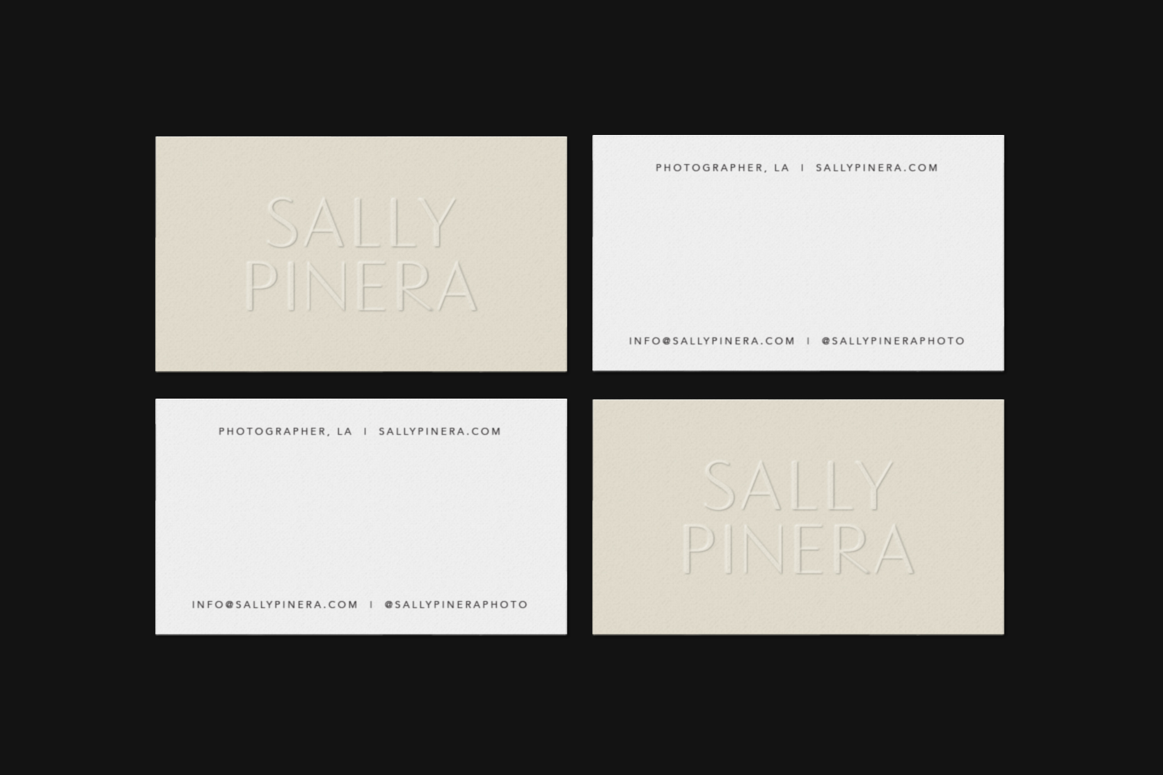 Julia-Kostreva-Studio-Branding-Sally-Pinera-Business-Cards-Embossed-Duplex-2.jpg