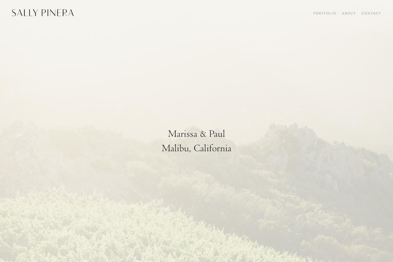Website by Julia Kostreva Studio