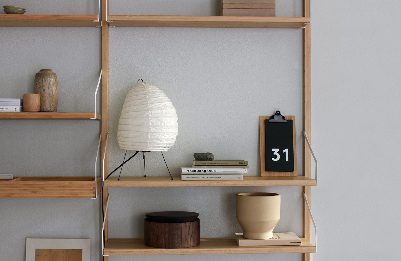 Wood Calendar, by Julia Kostreva for Target