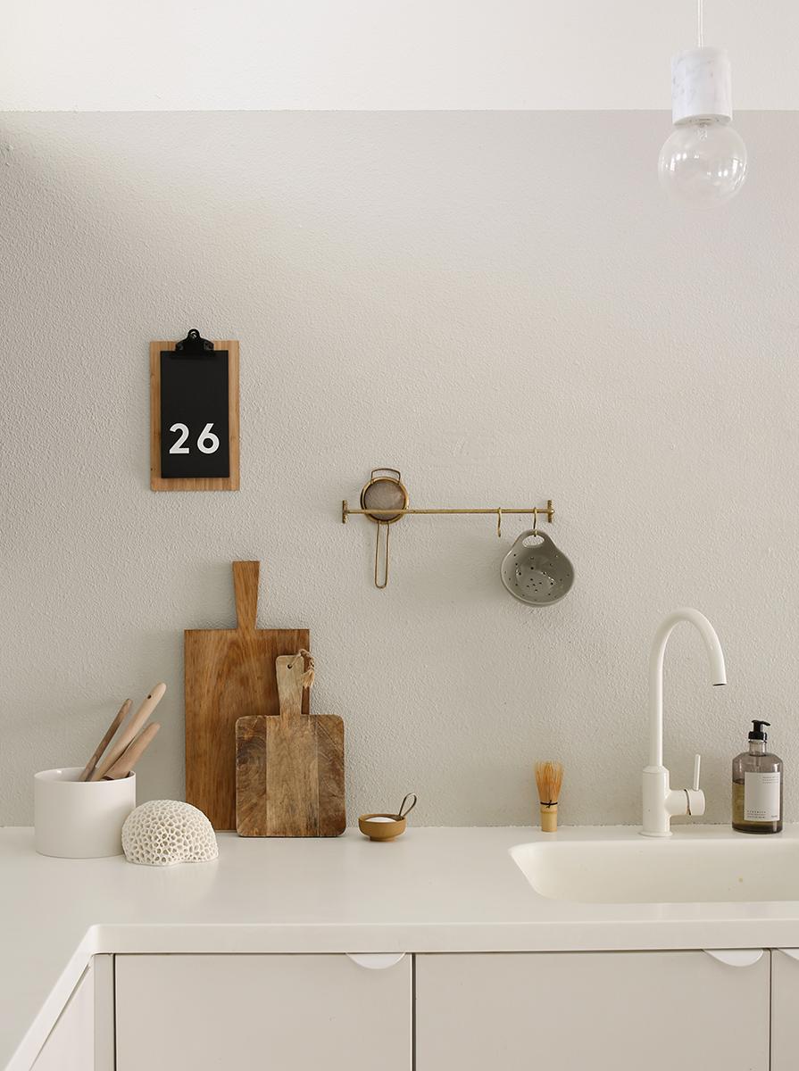 Minimal Wood Calendar, Julia Kostreva Live/Work Collection at Target