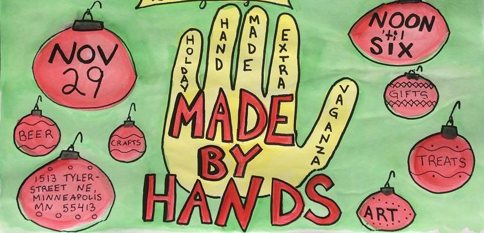 Made By Hands at Bauhaus - November 2015