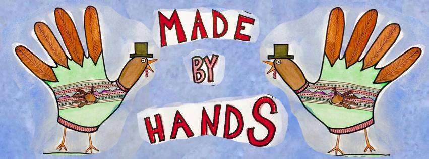 Made by Hands at Bauhaus - November 2016