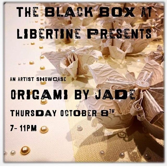 Artist Showcase at Libertine - October 2015