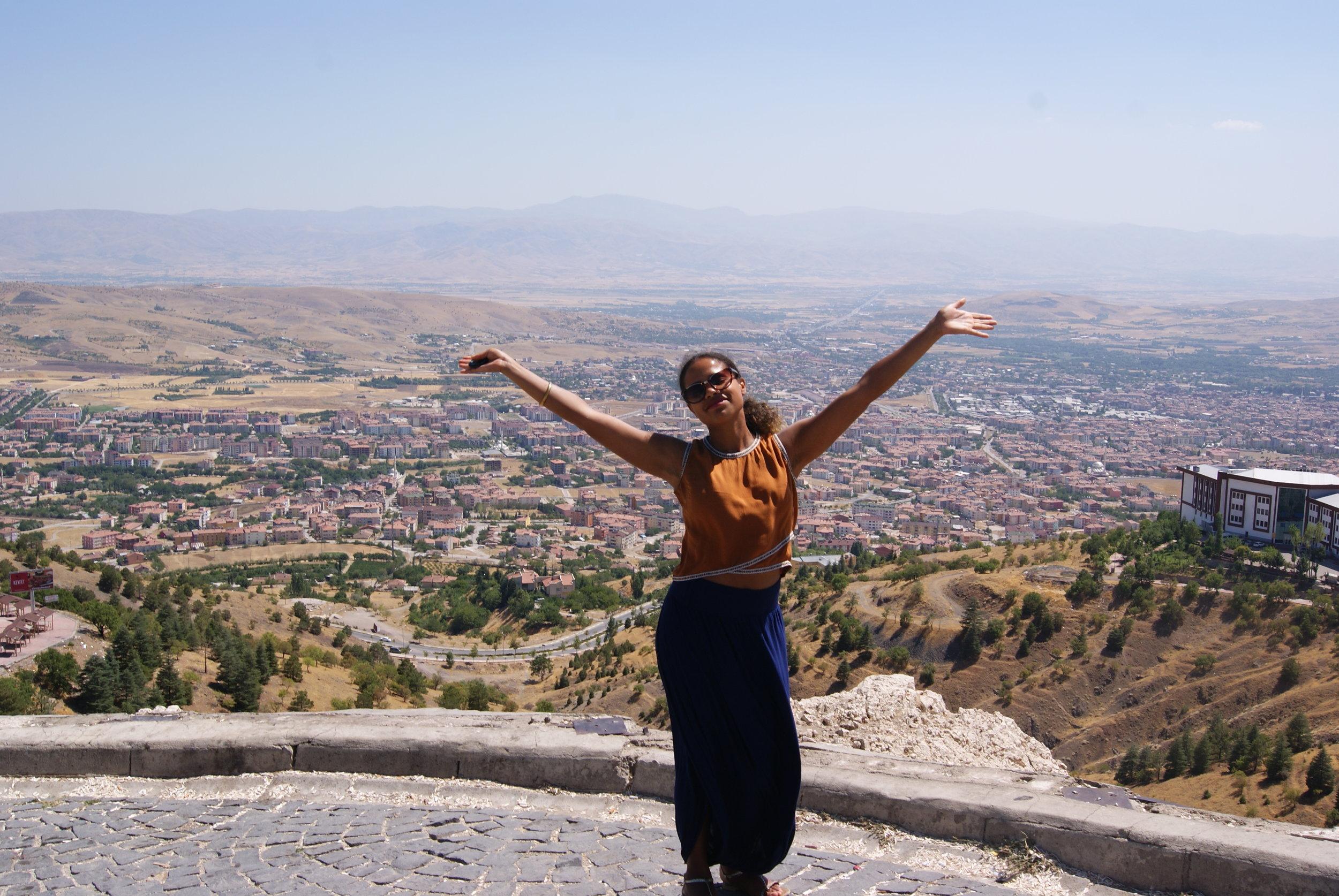 Me in Elazig, Turkey 2016