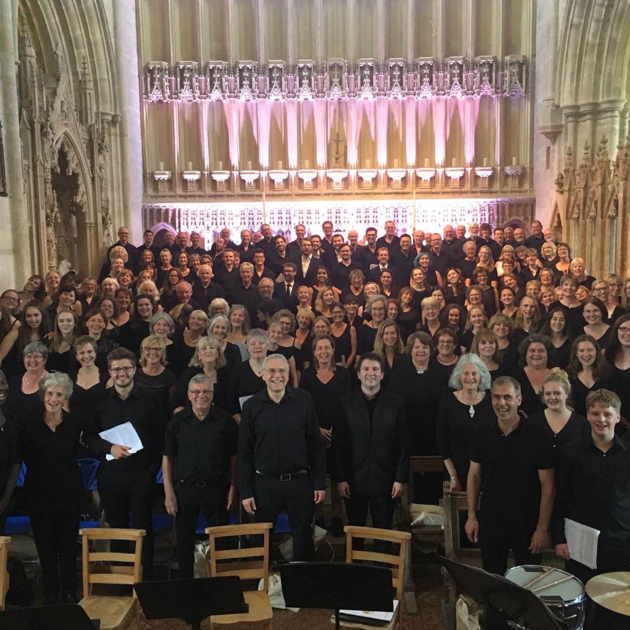 Choral Singers - Singing events and masterclasses with VOCES8 & Apollo5, and every year at the annual VOCES8 Summer School.