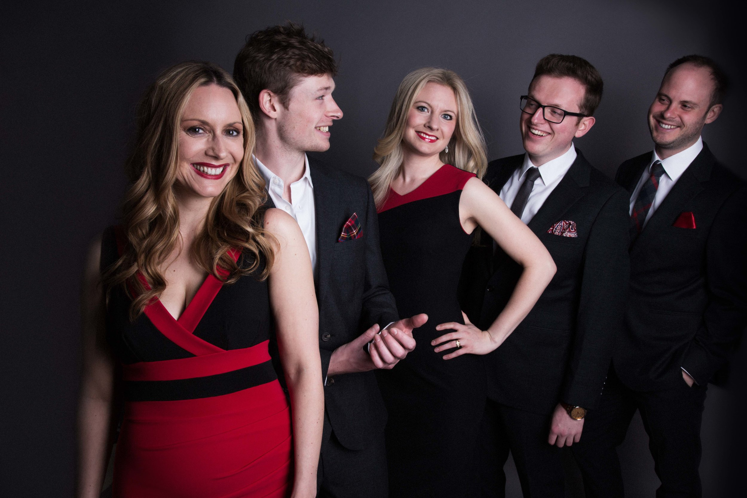 Apollo5 - …is an international award-winning British vocal quintet.
