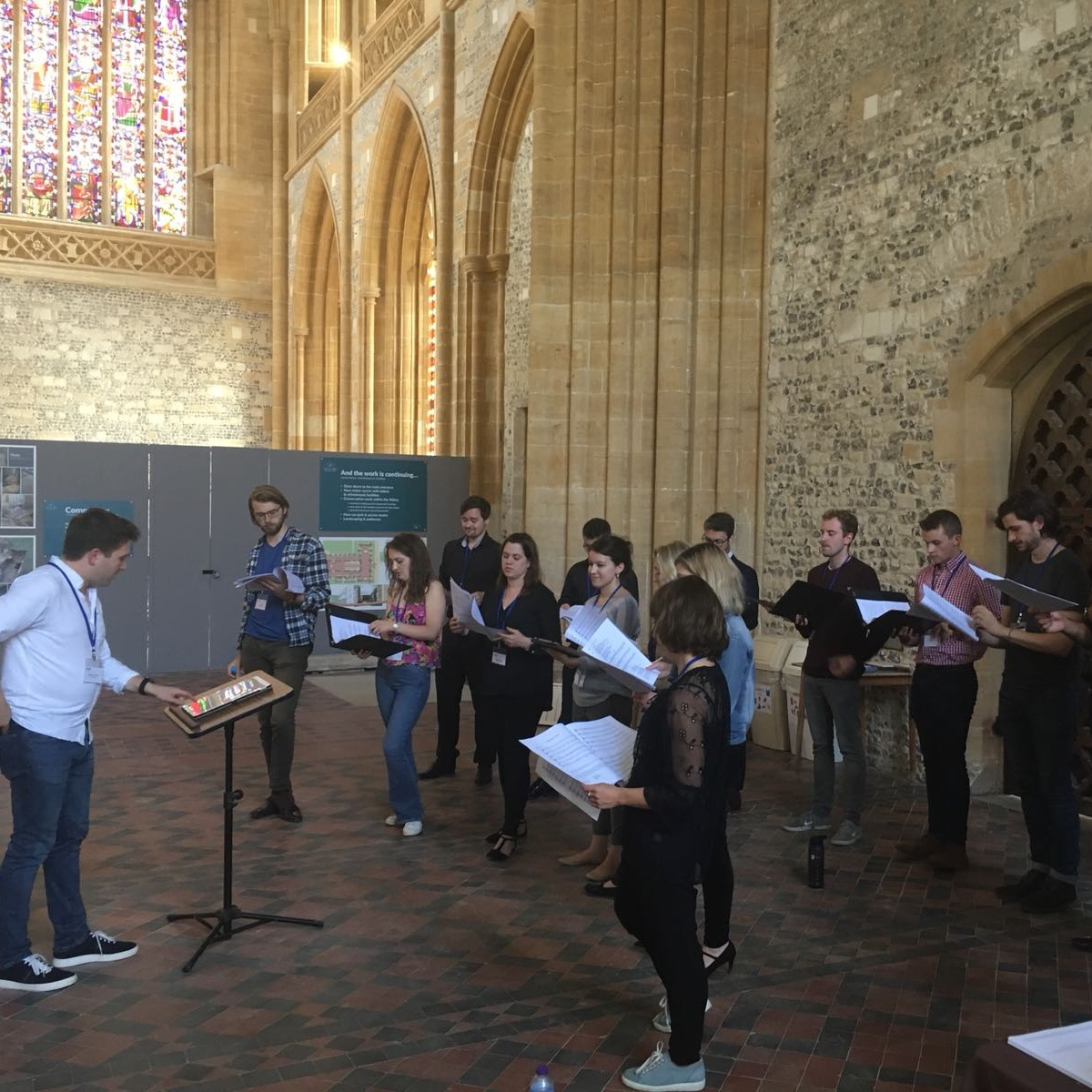 CHORAL EVENSONG - Thurs 1 August 5:30PMFestival Evensong with VOCES8 and the VOCES8 Scholars.Free entry; no ticket required