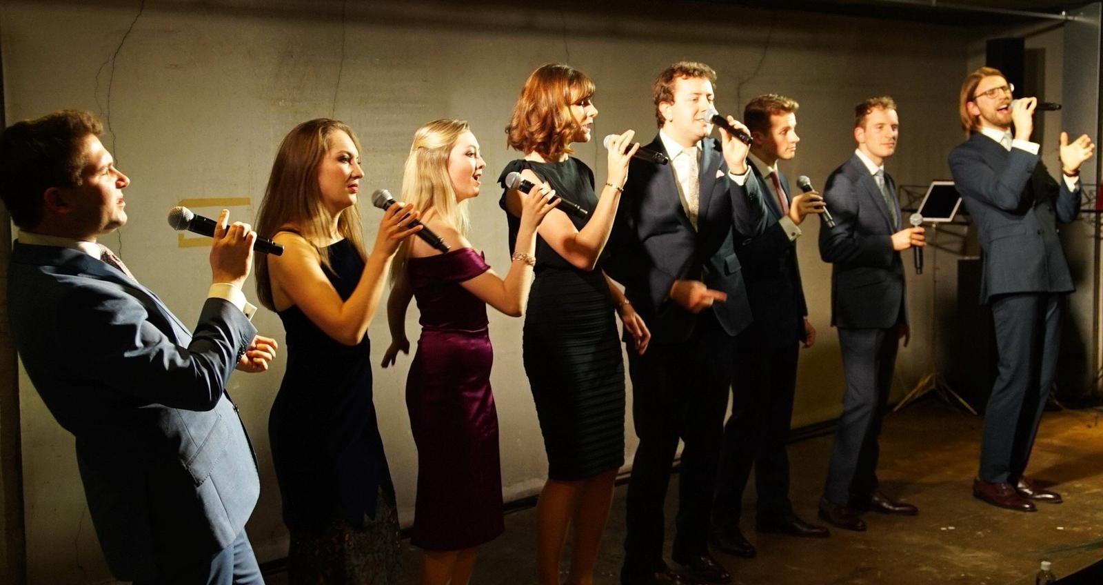 VOCES8 - Tue 30 July 7:00PMVOCES8 presents highlights from the group's season.