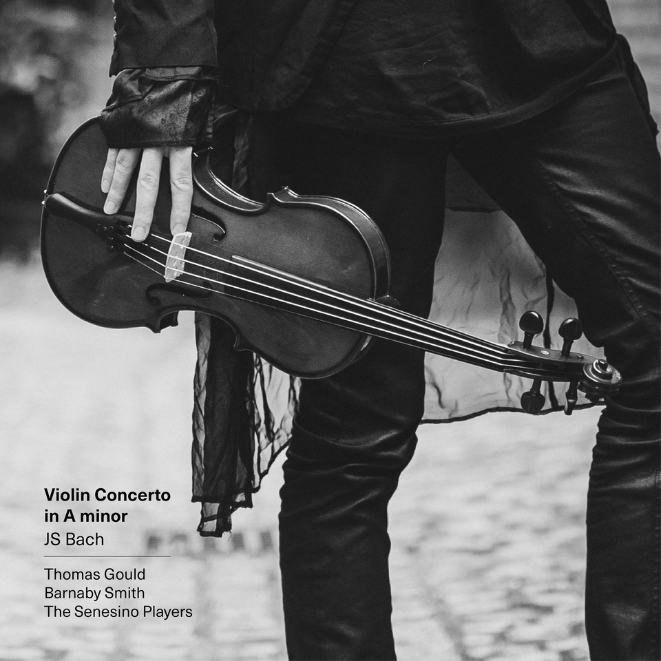 VCM124D Bach: Violin Concerto in A Minor, BWV 1041