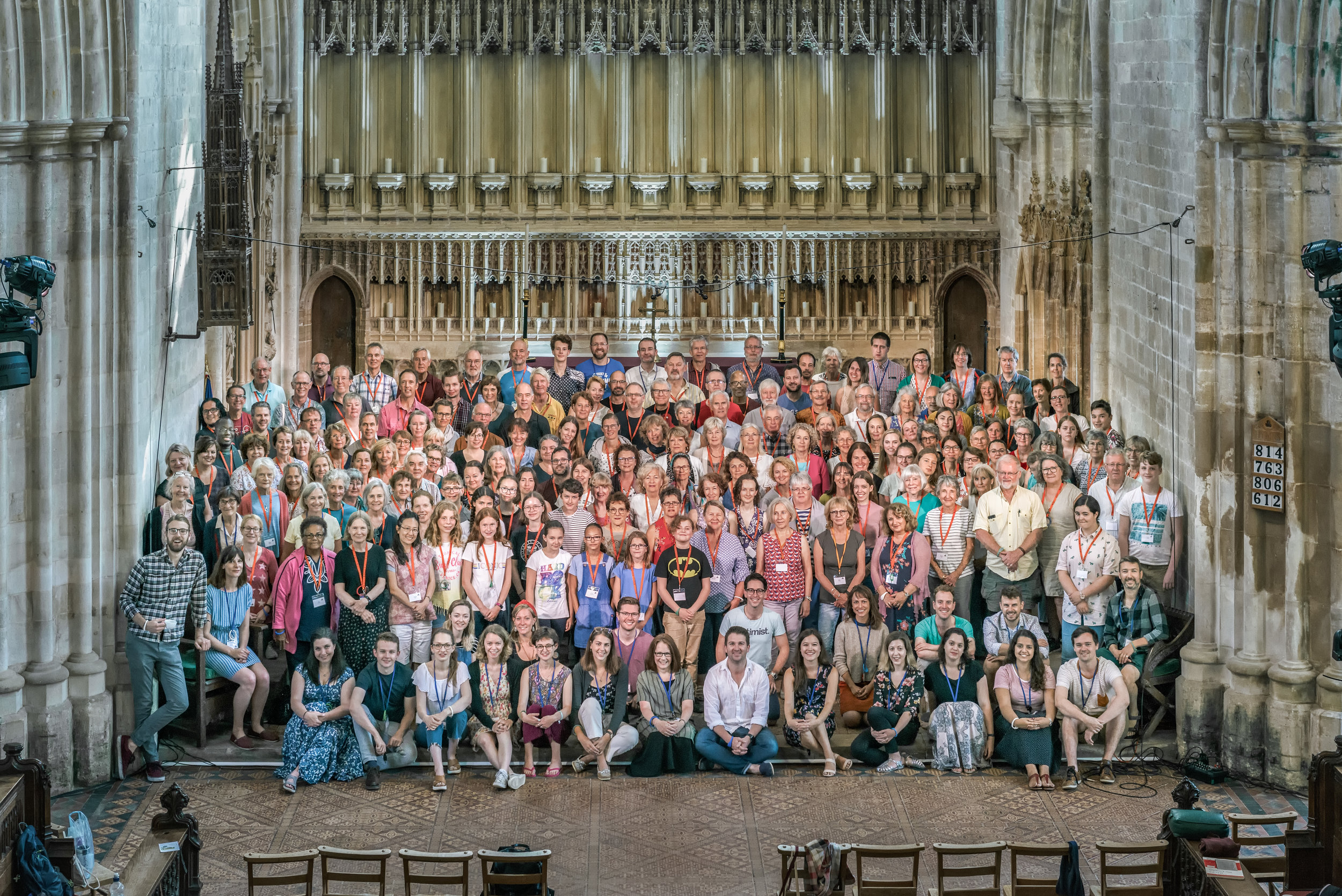 The 2019 Summer School participants and staff