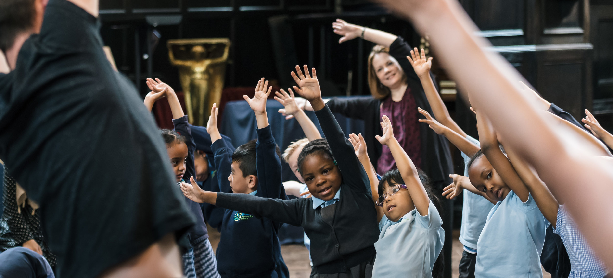 Education - Our innovative and wide-reaching programmes and resources inspire singers and teachers of all ages and abilities