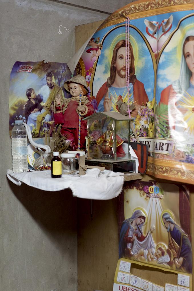Die katholische Kirche übt auf dem Archipel einen übermächtigen Einfluss aus. Der Glaube steht über allem. Fotos: Benjamin Fueglister
