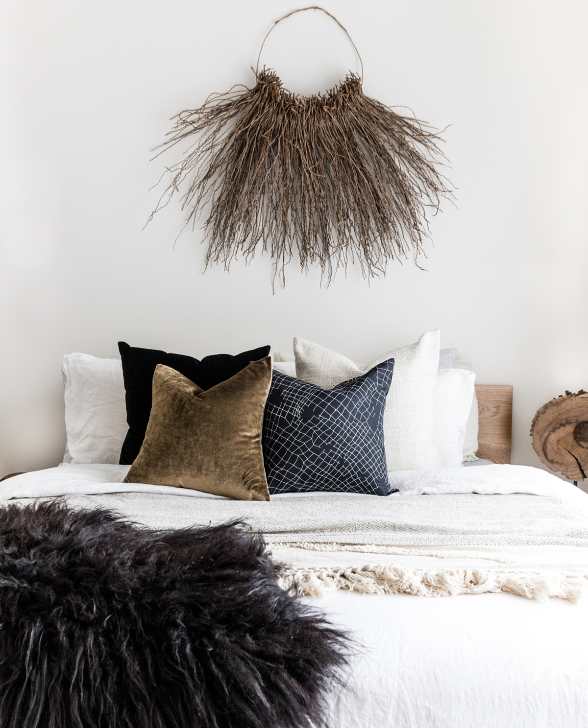 STYLING | MONOCHROME TRIBAL - RESIDENTIAL