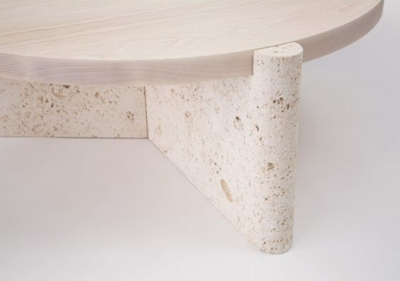 The 'Concho' Coffee table by Yucca Stuff. Image Via Pinterest.