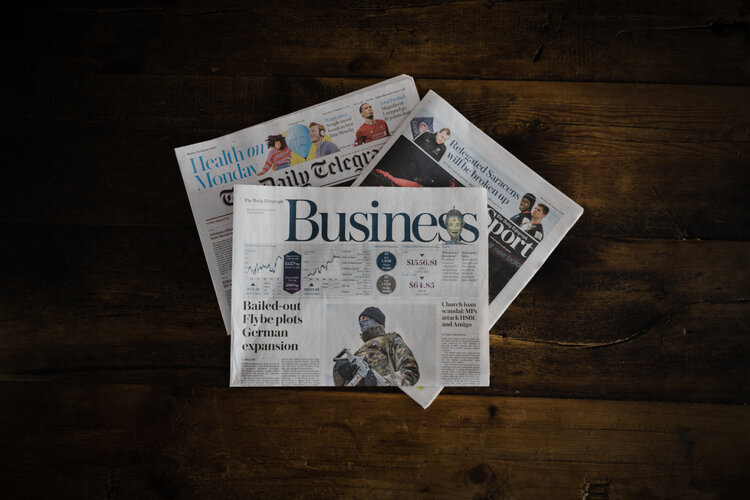newspapers KRPR press coverage