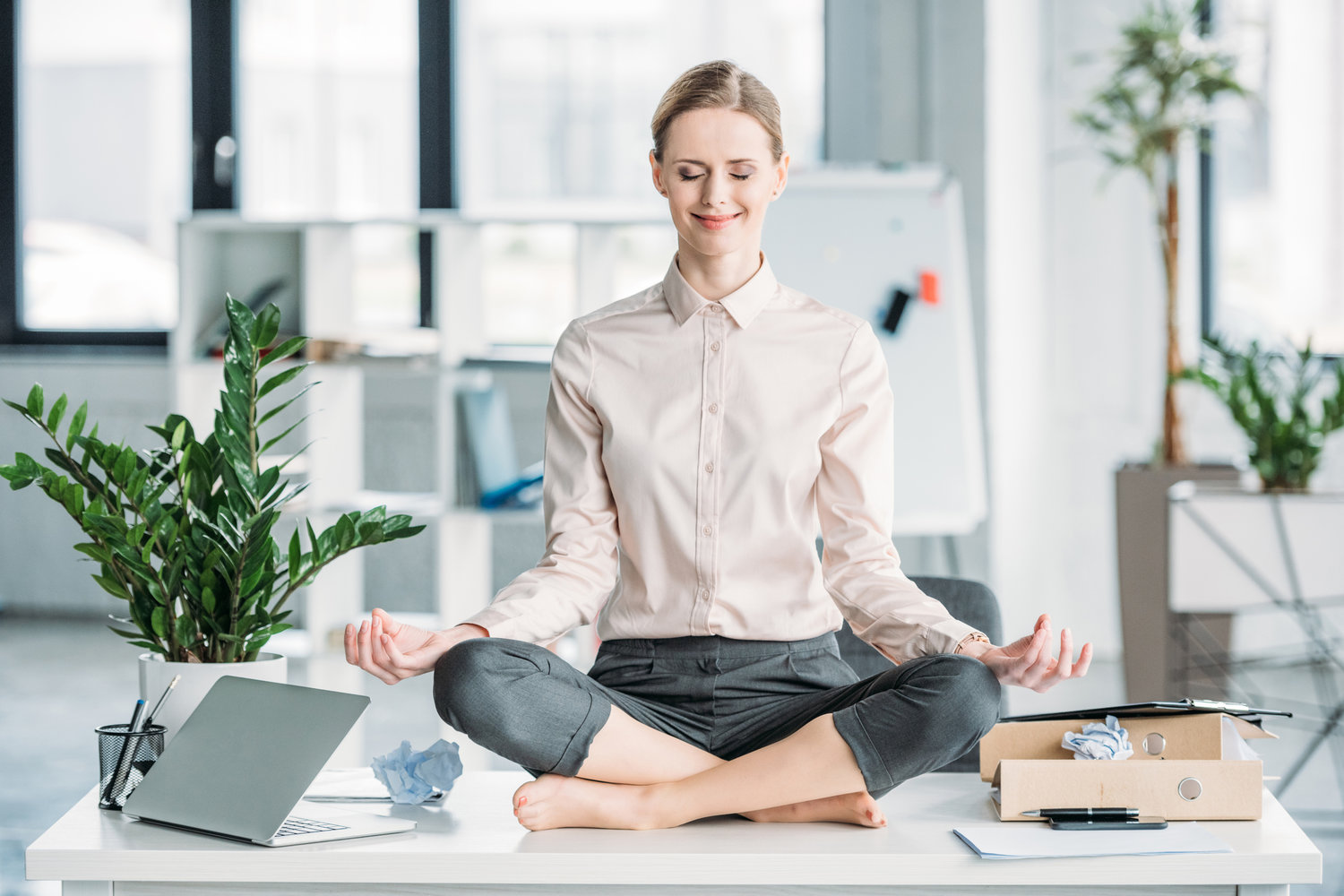 Yoga In The Workplace Another Space Yoga