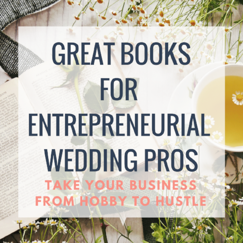 business books for wedding pros