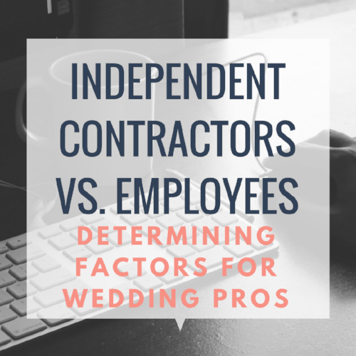 independent contractors vs employees