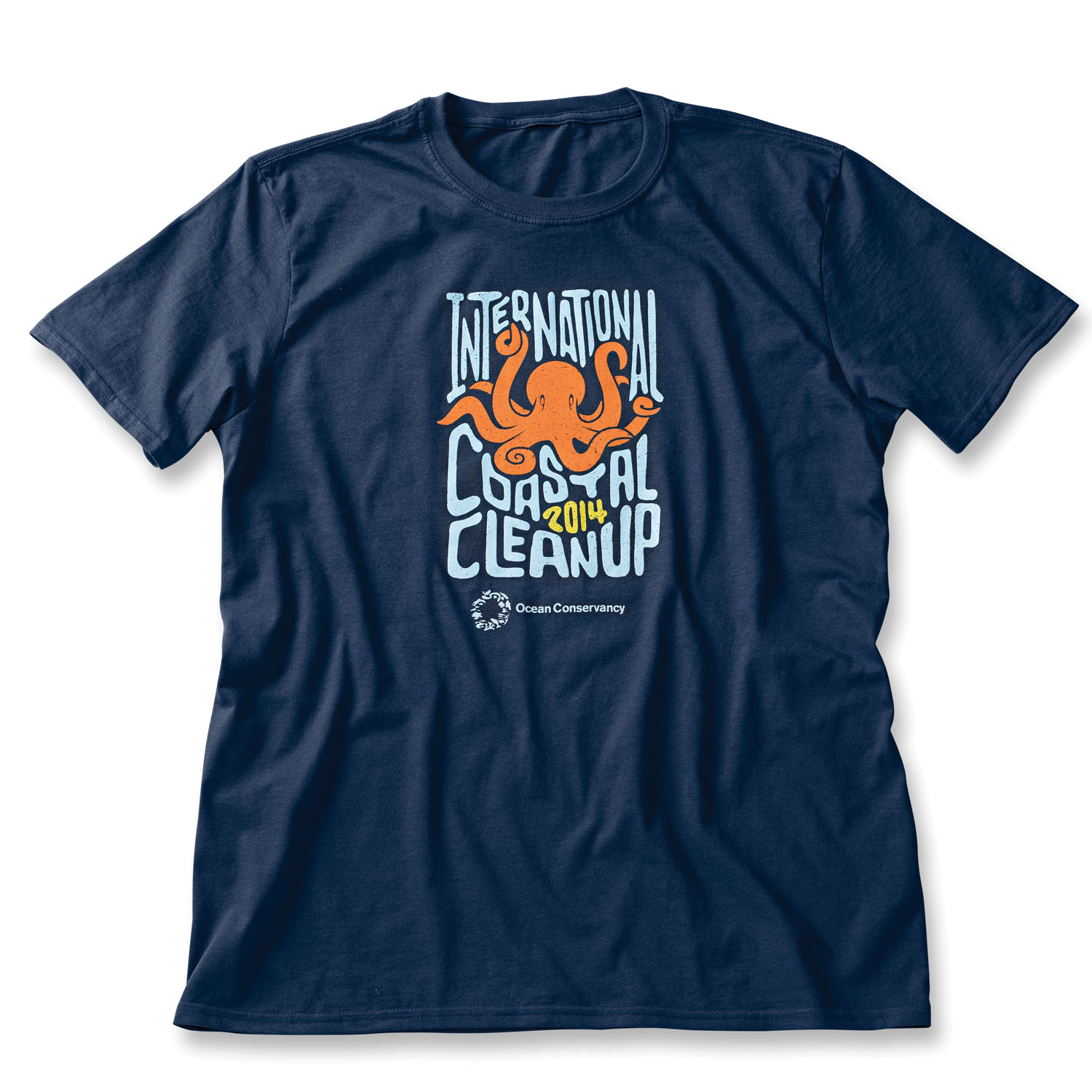 International Coastal Cleanup T-shirt