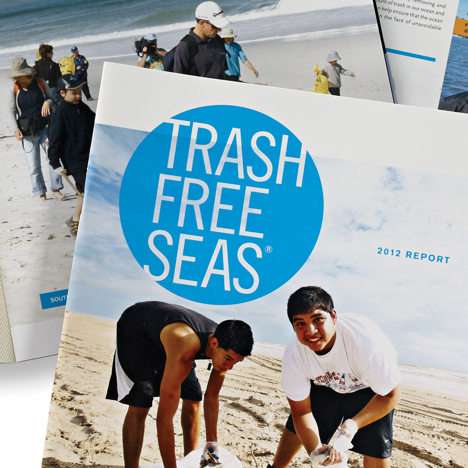 Trash Free Seas® – Annal Report