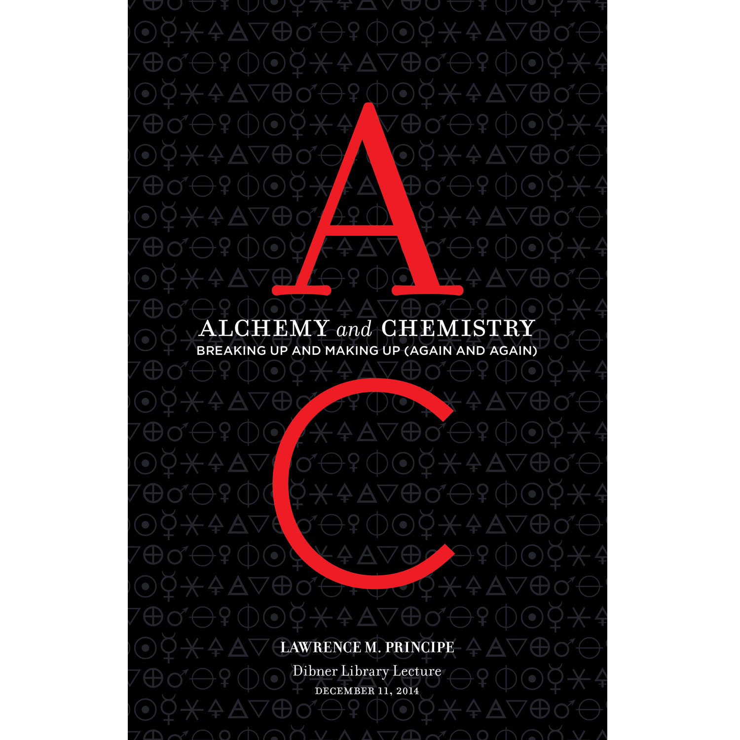 Alchemy and Chemistry  – Book Design